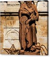 St. Jerome Acrylic Print