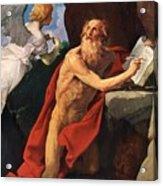 St Jerome Acrylic Print