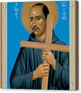 St. John Of God - Rljdd Acrylic Print