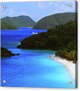 St. John's Paradise Acrylic Print