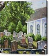 St John's Parish Church Acrylic Print
