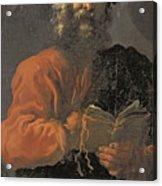 St Jude Thaddeus Acrylic Print