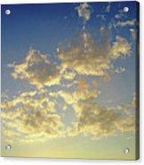 St Lawrence Sunset 6 Acrylic Print