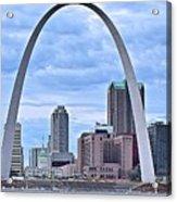 St Louis Panoramic View Acrylic Print