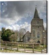 St Margaret Hothfield Acrylic Print