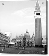 St. Mark's Square Acrylic Print