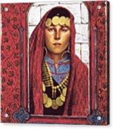 St. Mary Magdalene  - Lgmag Acrylic Print