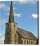 St Mary's Church - Coton In The Elms Acrylic Print