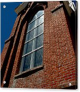 St. Mary's In The Mountains Catholic Church Acrylic Print