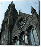 St. Mary's Of The Rosary Catholic Church Acrylic Print