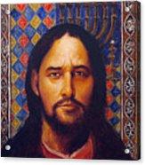 St. Matthew - Lgmat Acrylic Print