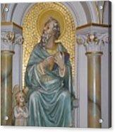 St. Matthew Acrylic Print