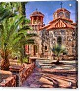 St. Nicholas Chapel Acrylic Print