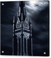 St Nicholas Church Wilkes Barre Pennsylvania Acrylic Print