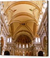 St. Nicholas Of Tolentine Church - II Acrylic Print