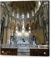 St. Nicholas Of Tolentine Church - IIi Acrylic Print