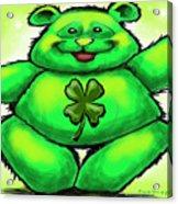 St. Patrick Acrylic Print