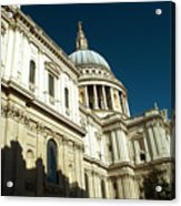 St Pauls Cathedral London 2 Acrylic Print