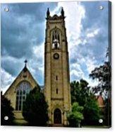 St Pauls Episopal Church Acrylic Print