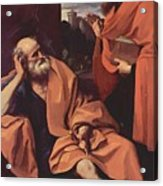 St Peter And St Paul Acrylic Print