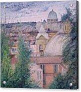 St Peter Acrylic Print