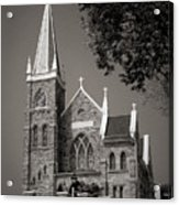 St. Peter's Catholic Chuch Acrylic Print by Judi Quelland
