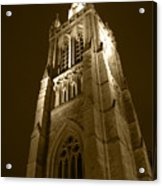 St Peter's Church Bournemouth Acrylic Print