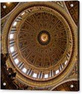 St. Peter's Duomo 1 Acrylic Print
