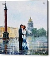 St. Petersburg Acrylic Print