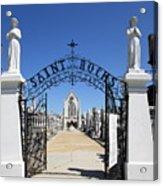 St. Roch Gate #2 Acrylic Print