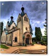 St. Sava Acrylic Print