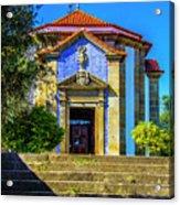 St. Sebastian's Chapel Acrylic Print