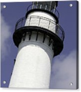 St Simons Island Lighthouse Acrylic Print