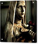 St. Teresa  Acrylic Print