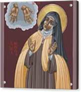 St Teresa Of Avila 177 Acrylic Print
