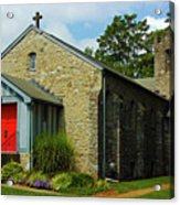 St. Timothy's Episcopal Church Acrylic Print