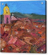 St. Tropez Acrylic Print