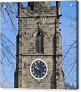 St Wystan's Bell Tower Acrylic Print