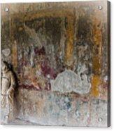 Stabian Baths - Pompeii 2 Acrylic Print