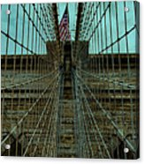 Stable - Brooklyn Bridge Acrylic Print