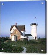 Stage Harbor Lighthouse Acrylic Print