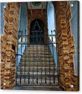 Stairs Beyond Acrylic Print