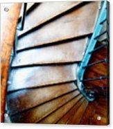 Stairs Paris Acrylic Print