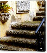 Stairs To Life Acrylic Print