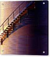 Stairway Abstraction Acrylic Print
