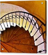 Stairway In Cabo Acrylic Print