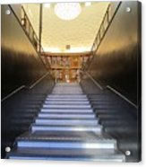 Stairway To Knowledge Acrylic Print