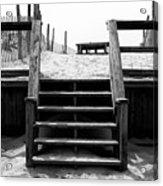 Stairway To Lbi Heaven Acrylic Print