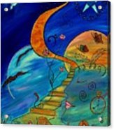 Stairway To Nirvana Acrylic Print