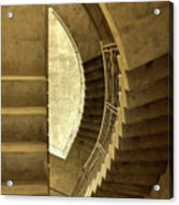 Stairway To Nowhere Acrylic Print